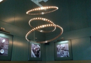 lighting: ARCHONTIKIS PROJECT, THEMA CAFE |