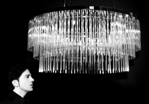 lighting: ARCHONTIKIS PROJECT, CHANDELIER ´HELIOS` |