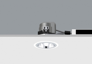 lighting: 40000.000 QUINTESSENCE DOWNLIGHT, LED 12W 1140LM SWITCHABLE 230V/50HZ | ERCO