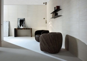 furniture: DRAPE: SWIVEL ARMCHAIR COVERED WITH LEATHER OR VELVET AND WITH MEMORY FOAM SEAT. | ARCHONTIKIS - LAURA MERONI