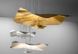 lighting: CRASH GOLD, SILVER OR WHITE. CUSTOMADE TOO ! | ARCHONTIKIS - KNIKERBOKER