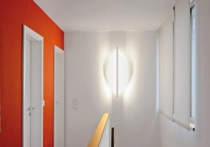 lighting: . SHAPES: AN OPALESCENT DIFFUSER AND A WHITE-PAINTED ALUMINIUM STRUCTURAL CHASSIS. THE SHADE IS NOT TOTALLY OPAQUE, BUT SEMI-TRANSLUCENT, SO SOME OF THE LIGHT FALLS ONTO THE WALL OR CEILING, CREATING AN ATTRACTIVE AURA AND A PLEASANT ATMOSPHERE. | ARCHONTIKIS - MILLELUMEN