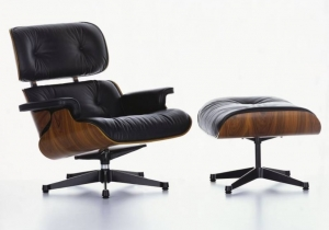 furniture: EAMES LOUNGE CHAIR | ARCHONTIKIS