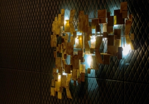 lighting: ABE WALL LAMP | MARE