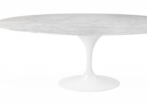 furniture: SAARINEN TABLE | LINEA