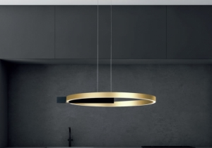 lighting: . MIDNIGHT DOWN AND UPLIGHT DIA: 28, 40, 60CM | ARCHONTIKIS - ESCALE
