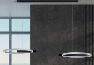 lighting: . MIDNIGHT DOUBLE; DOWN AND UPLIGHT DIA: 28, 40, 60CM | ARCHONTIKIS - ESCALE