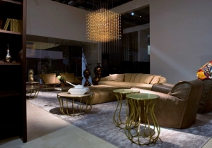 lighting: UNIVERSE: SIZES: 104X104X130CM AND CUSTOMIZED SIZES TOO ... | ARCHONTIKIS - BAXTER