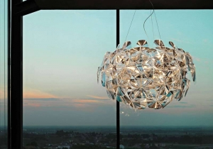 lighting: HOPE SUSPENSION D 100CM | ARCHONTIKIS - LUCEPLAN