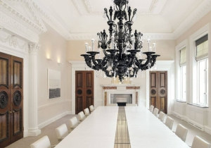 lighting: MASTERPIECE TAIF MURANO CHANDELIER | ARCHONTIKIS - BAROVIER