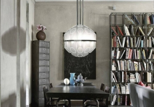 lighting: TRIM-DIA 42 OR 70CM - LED | ARCHONTIKIS - BAROVIER