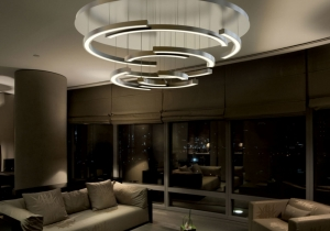 lighting: CIRCOLO: D. 150 CM • H. 60 CM | ARCHONTIKIS