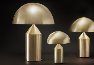 lighting: MASTERPIECE ATOLLO | ARCHONTIKIS - OLUCE