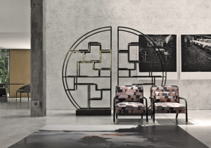 furniture: LAURA MERONI NEW COLLECTIONS 2019 | ARCHONTIKIS - GIANFRANCO FERRE HOME