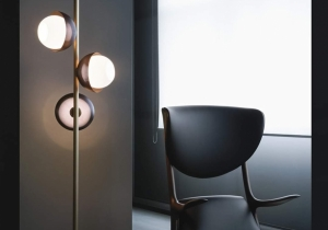 lighting: URBAN FLOOR LAMP | ARCHONTIKIS - VENICEM
