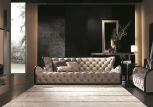 furniture: MARGOT DIVANO - SOFA 256 X 104 X 85 CM | MOBILIDEA