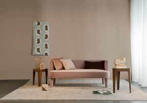 furniture: SMALL SOFA ´KATE´ SIZE: 160 X 67 X 70 CM | MI
