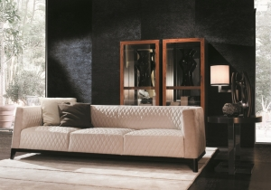 furniture: NEW CHESTER DIVANO - SOFA 242 X 102 X 70 CM | MOBILIDEA