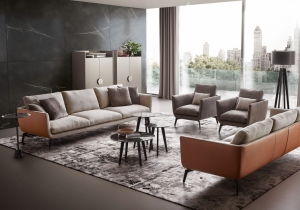 furniture: SKYLINE SOFA SYSTEM | ARCHONTIKIS - DEMA