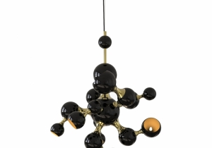 lighting: ATOMIC PNDANT D 80CM, H 73CM | ARCHONTIKIS - DELIGHTFULL