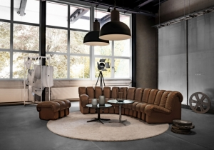 furniture: DS-600 ICONIC MASTERPIECE BY DESEDE | ARCHONTIKIS - DESEDE