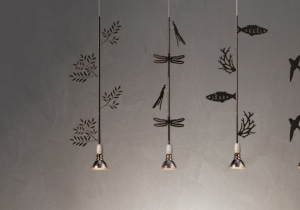 lighting: LIBELULA-OLIVE | ARCHONTIKIS - P.PRIVATA