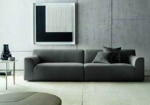 furniture: CITY THE NEW MODULAR SOFA BY PAOLA NAVONE COMBINES ELEGANCE AND COMFORT, THANKS TO THE SOFT LINES AND MODERN DESIGN. | ARCHONTIKIS-CASAMILANO